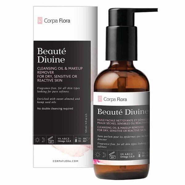 Corpa Flora Beauté Divine- Peaux Sèches, Sensibles et Réactives