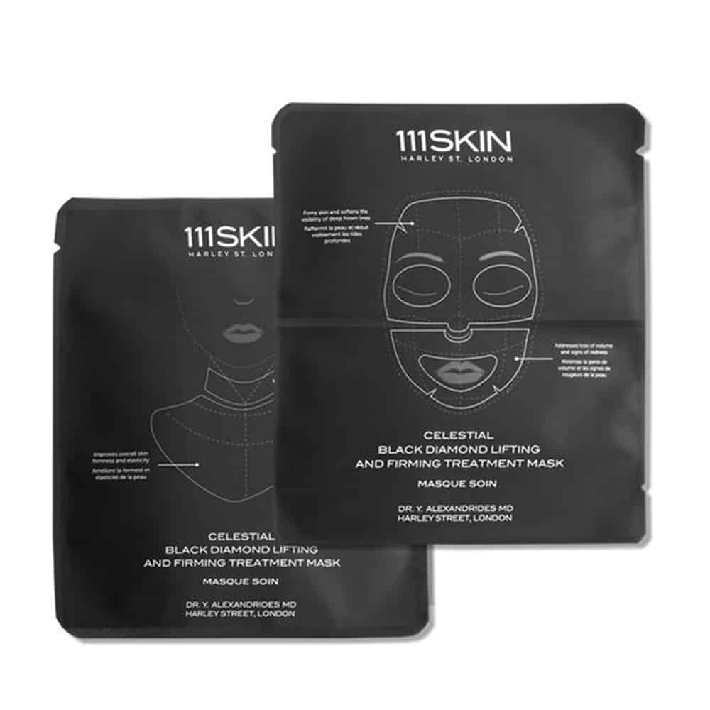 Masque soin Celestial Black Diamond liftant et raffermissant