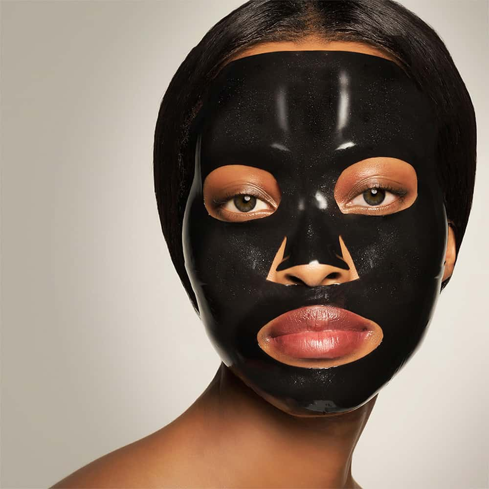 Celestial Black Diamond Lifting and Firming Face Mask Single