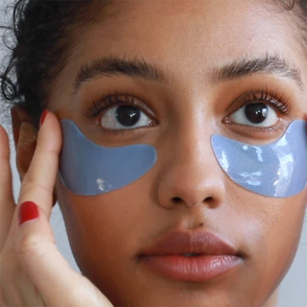 Sub-Zero De-Puffing Eye Mask