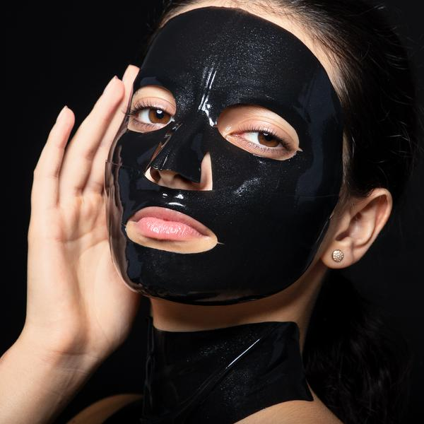 Celestial Black Diamond Lifting And Firming Treatment Mask
