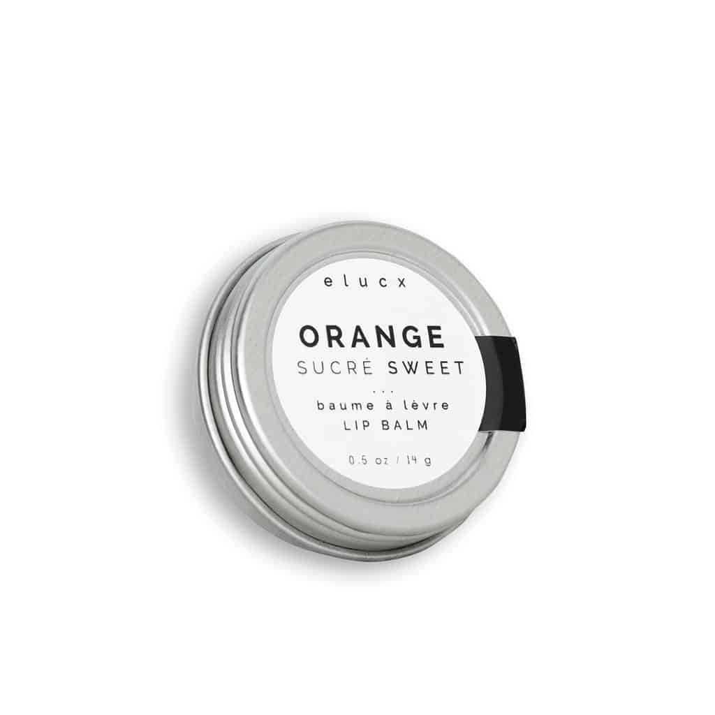 Lip balm // Sweet Orange