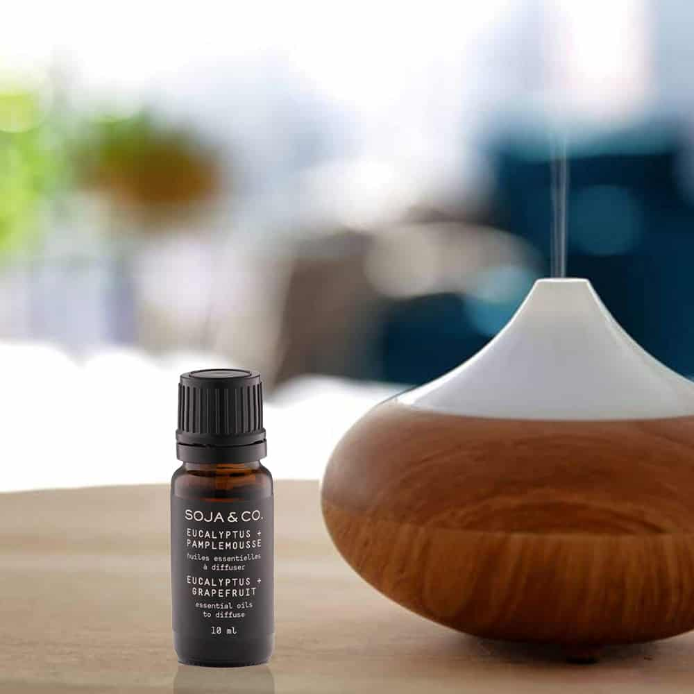 Essential Oil For Diffuser | Eucalyptus + Grapefruit