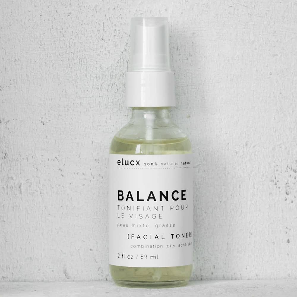 BALANCE FACIAL TONER (COMBINATION /OILY SKIN)