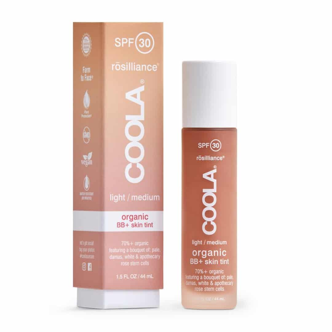 Coola – Rōsilliance® BB+ Crème FPS 30 Light/Medium