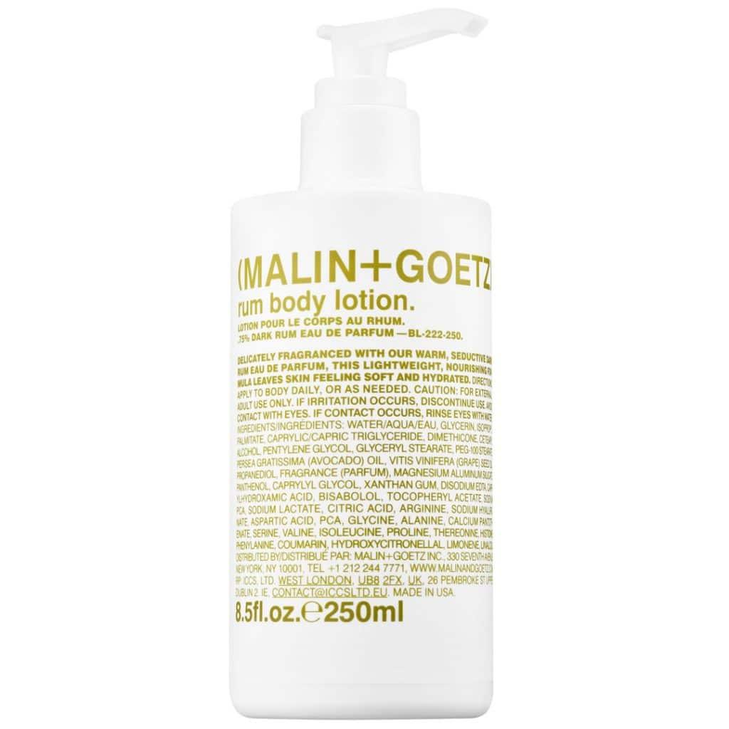 (MALIN+GOETZ) - LOTION POUR LE CORPS RHUM
