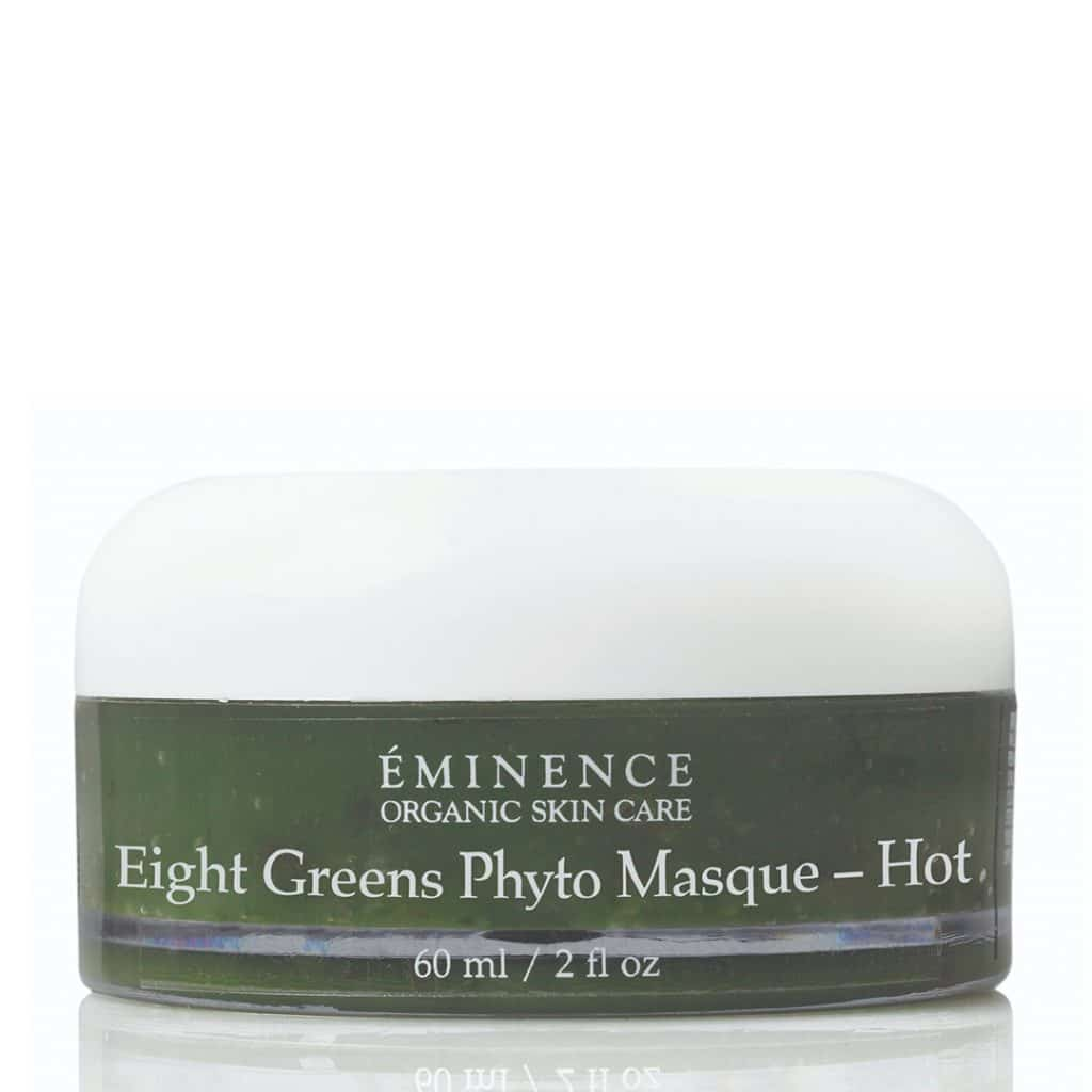 ÉMINENCE - EIGHT GREENS PHYTO MASQUE (CHALEUR)